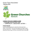 Green Team Newsetter February 2021