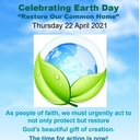Earth Day 2021 - April 22
