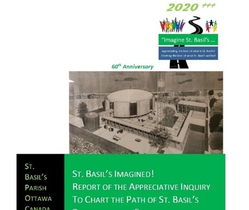 Revised Imagine St Basil's Report is Now Available