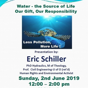 Water - The Source of Life - Our Gift, Our Responsibility