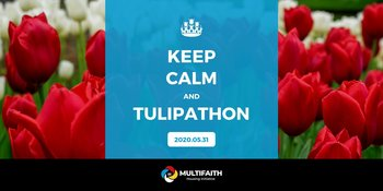 MHI Tulipathon Fundraiser for Low-Income Residents - May 31st, 2020