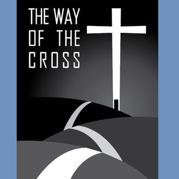 Way of the Cross - Every Friday Night During Lent on ZOOM