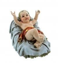 Jesus Baby Nativity Statues Blessing