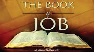 Bible Study - October - Job