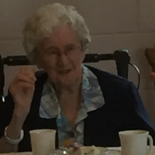 S. Edith Arsenault - centenarian