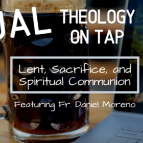 Theology on Tap via Zoom