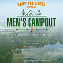 Men's Outdoor Retreat - SAVE THE DATE