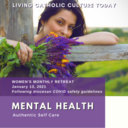 Women's Monthly Retreat (Cincy & NKY): Mental Health