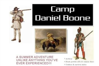 Boys -- Camp Daniel Boone