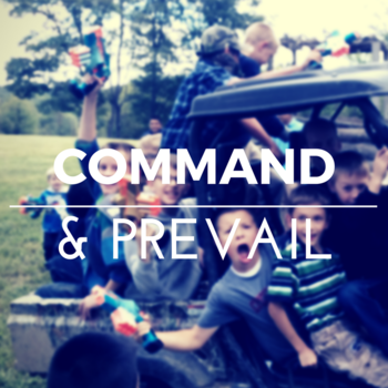 Middle School Boys -- Command&Prevail Retreat