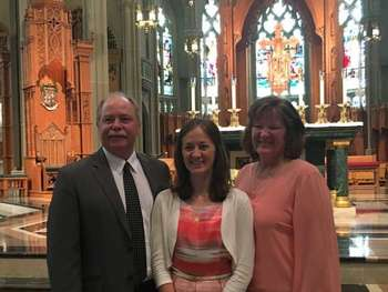 Congratulations Jacquie Lustig on Your Final Profession of Vows!
