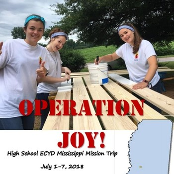 Operation Joy - High School Mississippi Mission Trip