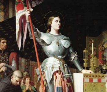 Cincinnati Women - Monthly Retreat: Time and the Kingdom, Saint Joan of Arc