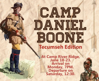 Boys Camp Daniel Boone