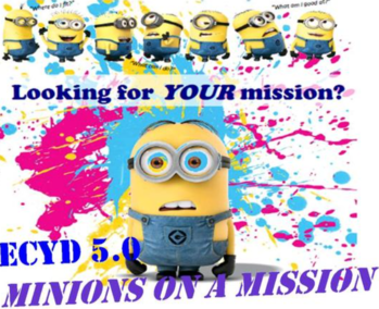 Minions on a Mission -- 5th Grade Girls Retreat