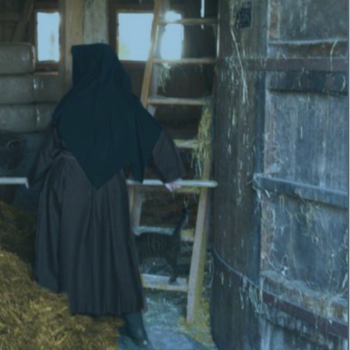 The Sister in the Barn