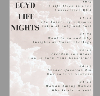 ECYD Life nights for HS girls