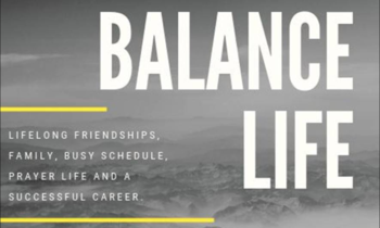 Balance Life - an Event for Young Adults