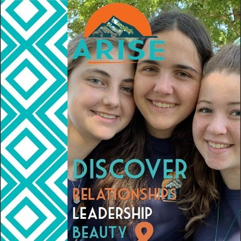 CANCELED DUE TO COVID-19 - Camp Arise (originally July 5-10)