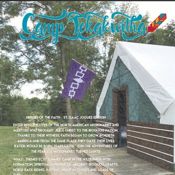 CANCELED DUE TO COVID-19 - Camp Tekakwitha