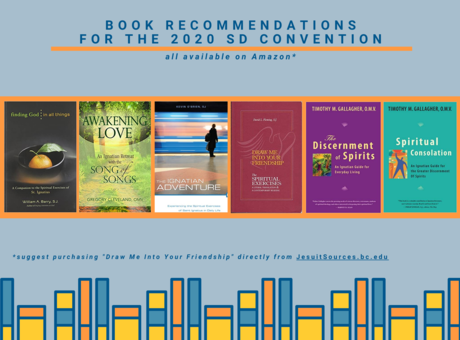 Book Recommendations for the 2020 Sd Convention