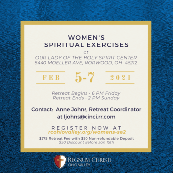 Spiritual Exercises for Women - February