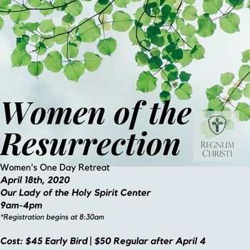 LIVESTREAMED: One-Day Retreat for Women