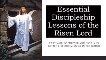 """Cancelled: Fr Summe - """"Essentials in Discipleship"""""""