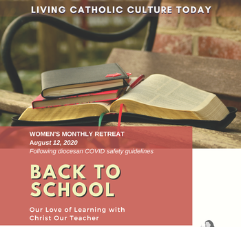 Women's Monthly Retreat (Cincy & NKY): Back to School