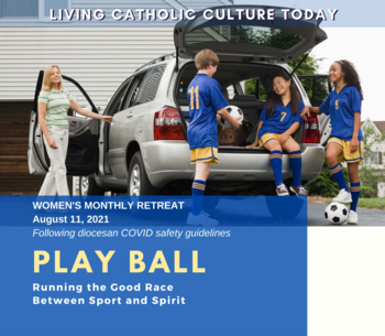 Women's Monthly Retreat (Cincy & NKY): Play Ball