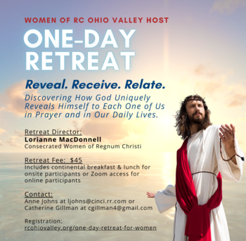 One-Day Womens Retreat at Our Lady of the Holy Spirit Center