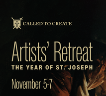 Called to Create - Artists' Retreat