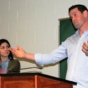 PHILLIES PITCHER GREG BURKE WIFE MEGAN TALK TO Y.E.S. TEENS AND PARENTS