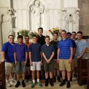Priest Hopefuls Visit St. Patrick Cathedral