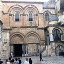 St. Mary of the Lakes in the Holy Land - Church of the Holy Sepulcher located in Jerusalem