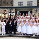 Congratulations First Holy Communicants !