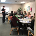Young Adult Ministry Meeting