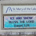 Parish Office Snow Closing Policy