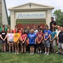 YES Habitat for Humanity Trip Blessing