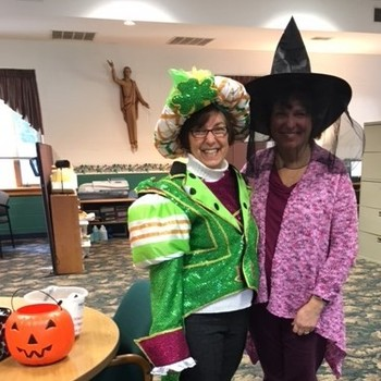 Happy Halloween from Parish Office