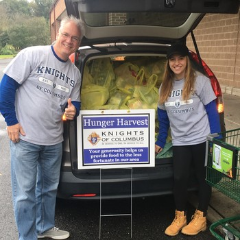 Hunger Harvest Delivers on Saturday