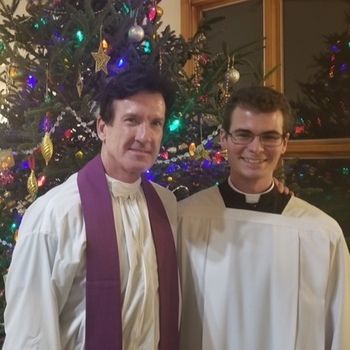 Congratulations Seminarian Bill Clingerman
