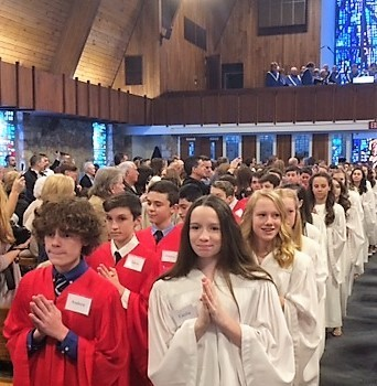 Congratulations Confirmation Classes