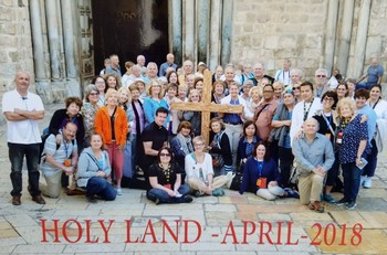 St. Mary of the Lakes in the Holy Land - Via Dolorosa