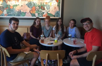 College Adult Ministry