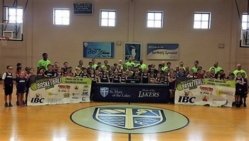 South Jersey Basketball Academy Camp at SML