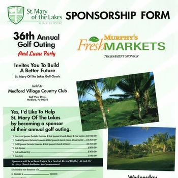 SML Golf Classic Hole Sitters Needed