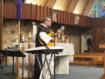 Parish Lenten Mission Concluded Wednesday Night