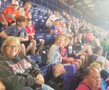 ALTAR SERVER TRIP TO THE PHILLIES