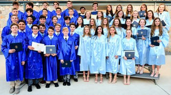 Congratulations 8th Grade Graduates